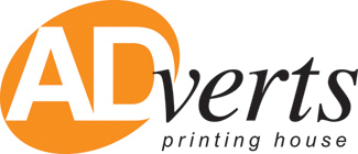 ADverts printing house in Latvia Riga. Softcover hardcover books brochures magazines POS materials paperbags.
