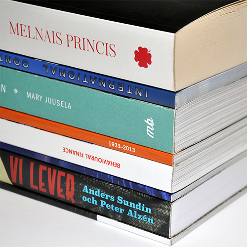 Softcover books